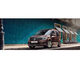 Yeni caddy maxivan exclusive bg 1