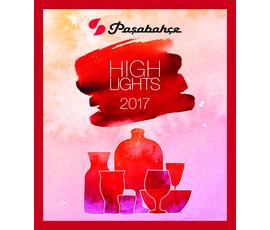 Paşabahçe Highlights 2017katalog, kampanya