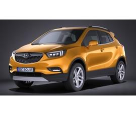 Opel - Mokka X Fiyat Listesikatalog, kampanya
