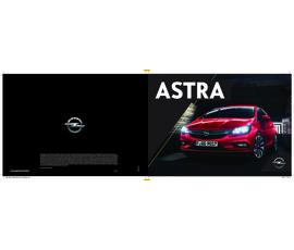 Opel - Astra K Ailesikatalog, kampanya