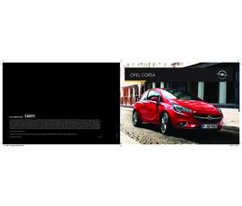 Opel - Corsa Ailesikatalog, kampanya