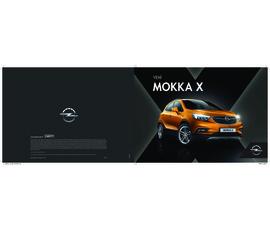 Opel - Yeni Mokka Xkatalog, kampanya