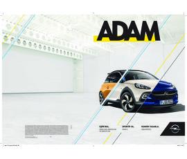 Opel - Adamkatalog, kampanya