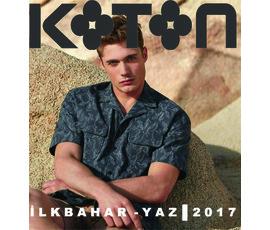 Koton Erkek Giyim Yaz Koleksiyonukatalog, kampanya