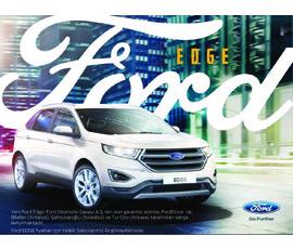 Ford Edge Fiyat Listesikatalog, kampanya