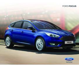 Ford Focus Kataloğukatalog, kampanya