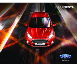 Ford Fiesta Kataloğukatalog, kampanya