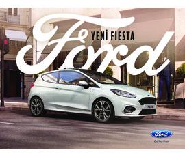 Yeni Ford Fiesta Kataloğukatalog, kampanya