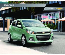 Chevrolet Spark Katalogkatalog, kampanya