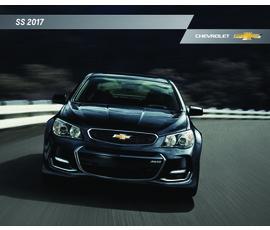 Chevrolet SS Katalogkatalog, kampanya