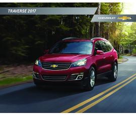 Chevrolet Traverse Katalogkatalog, kampanya