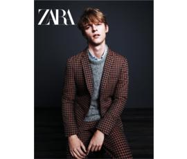 Zara Sonbahar - Kış Erkek Moda Kataloğukatalog, kampanya