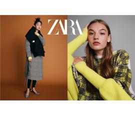 Zara TRF Sonbahar - Kış Kadın Moda Kataloğukatalog, kampanya