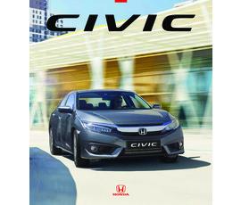 Honda Yeni Civickatalog, kampanya