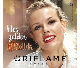 Oriflame Eylül Kataloğukatalog, kampanya