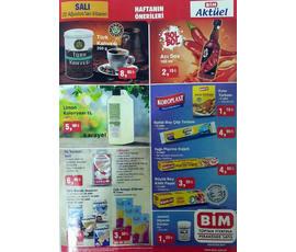 BİM 22-28 Ağustos 2017 Aktüel Ürünler Kataloğukatalog, kampanya