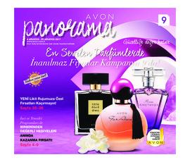 Avon Panorama Kataloğu Ağustos 2017katalog, kampanya