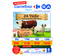 CarrefourSA Hiper Aktüel Ürünler Kataloğukatalog, kampanya