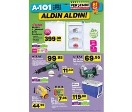 A101 - Aldın Aldın! 24 Ağustostan İtibarenkatalog, kampanya