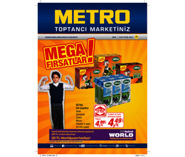 Metro Mega Fırsatlar 14-27 Eyül 2017katalog, kampanya
