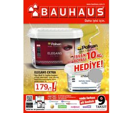 Bauhaus Eylül 2017 Kataloğukatalog, kampanya