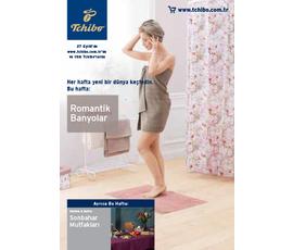Tchibo Romantik Banyolarkatalog, kampanya