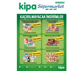 Kipa Süpermarket 21 Eylül - 4 Ekim 2017 İndirim Kataloğukatalog, kampanya