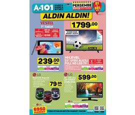 A101 - Aldın Aldın! 28 Eylül'den İtibarenkatalog, kampanya