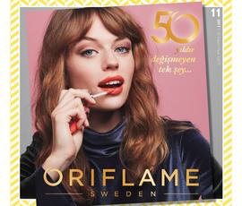 Oriflame Kasım 2017 Kataloğukatalog, kampanya
