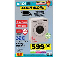 A101 Aldın Aldın 19 Ekim'den İtibaren!katalog, kampanya