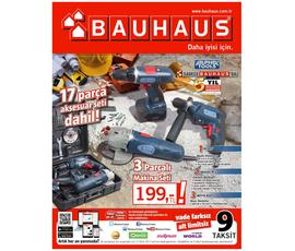 Bauhaus 14-27 Ekim 2017 Kataloğukatalog, kampanya