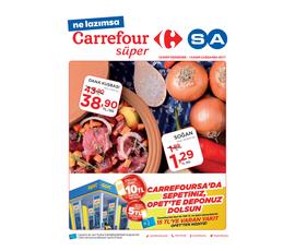 Carrefoursa Süper 19 Ekim 2017 Kataloğukatalog, kampanya