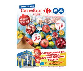 Carrefoursa Süper 19 Ekim 2017 Kataloğu(Kentsel)katalog, kampanya