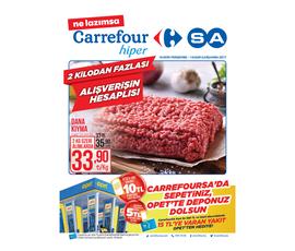 Carrefoursa Hiper 19 Ekim 2017 Kataloğukatalog, kampanya