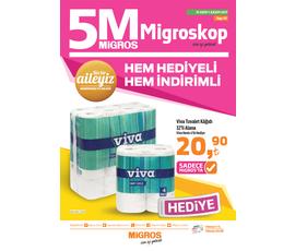 Migroskop 5M 19 Ekim - 1 Kasım 2017katalog, kampanya