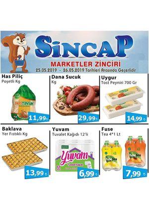 Sincap Marketler Zinciri