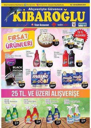 Kibaroğlu market