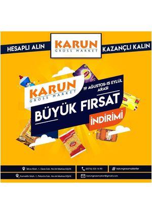 Karun Gross Market