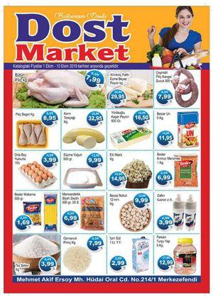 Dost Market