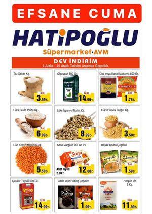 Hatipoğlu market