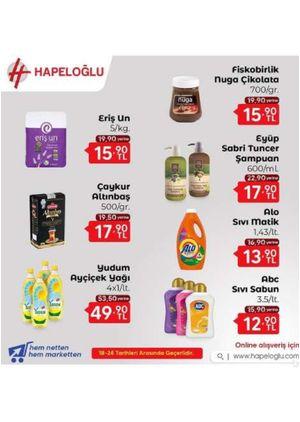Hapeloğlu Market