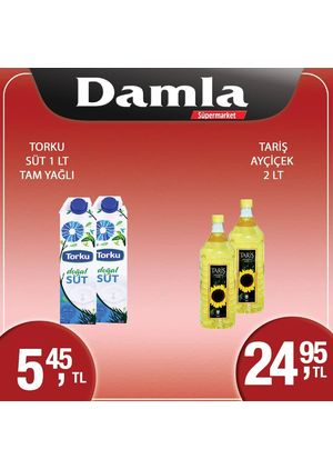 Damla Süpermarket Ankara