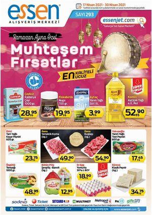 Essen Süpermarketler