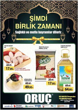 Oruç Market