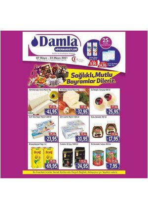 Damla Hipermarketleri İstanbul