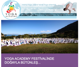 YOGA FESTİVALİ, Yoga Academy Denizli, Denizli - Pamukkale