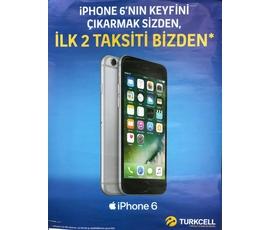 İphone 6 İlk 2 Taksit Bizden , Çağlar Teknoloji, Denizli - Pamukkale