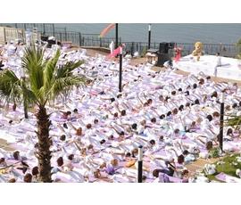 Uluslararası İzmir Yoga Şöleni 2-3-4 Haziran 2017, Yoga Academy Denizli, Denizli - Pamukkale