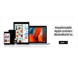 Hayalinizdeki Apple Ürünleri Media Markt'ta!, Media Markt, İstanbul - Beşiktaş
