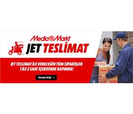 Jet Teslimat ile Tüm Siparişlerin 1 ile 2 Saat İçerisinde Kapında!, Media Markt, İstanbul - Beşiktaş